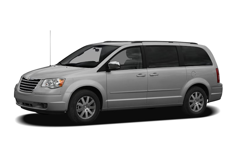 2008 Chrysler Town & Country Exterior Photo
