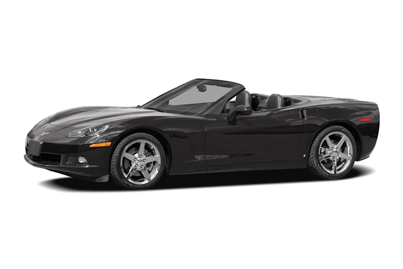 2008 Chevrolet Corvette Exterior Photo