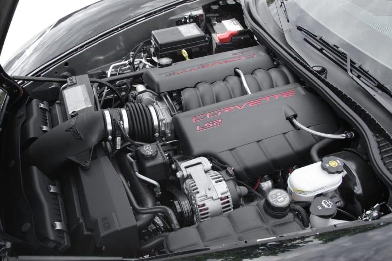 2008 Chevrolet Corvette Exterior Photo