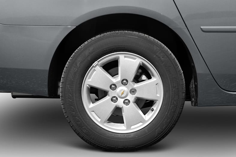 2008 Chevrolet Impala Exterior Photo