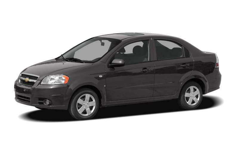 2008 Chevrolet Aveo Pictures