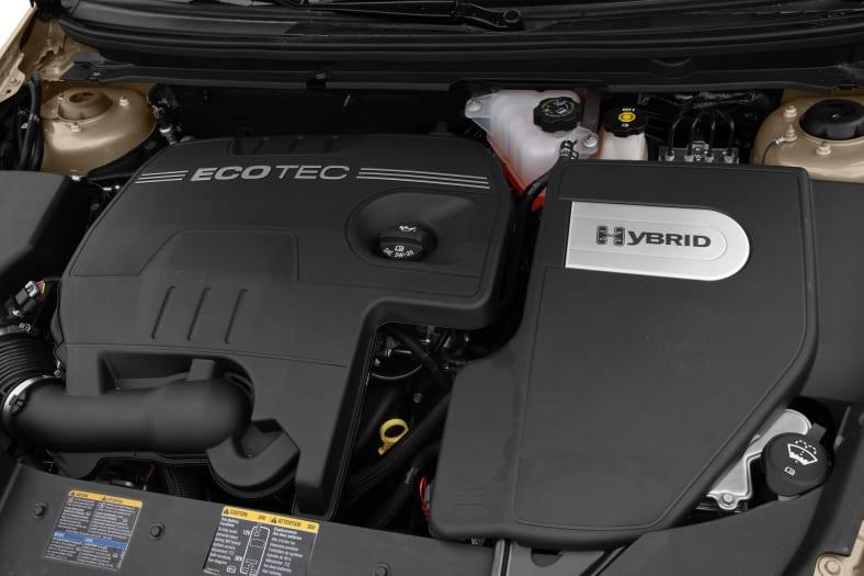 2008 Chevrolet Malibu Hybrid Exterior Photo