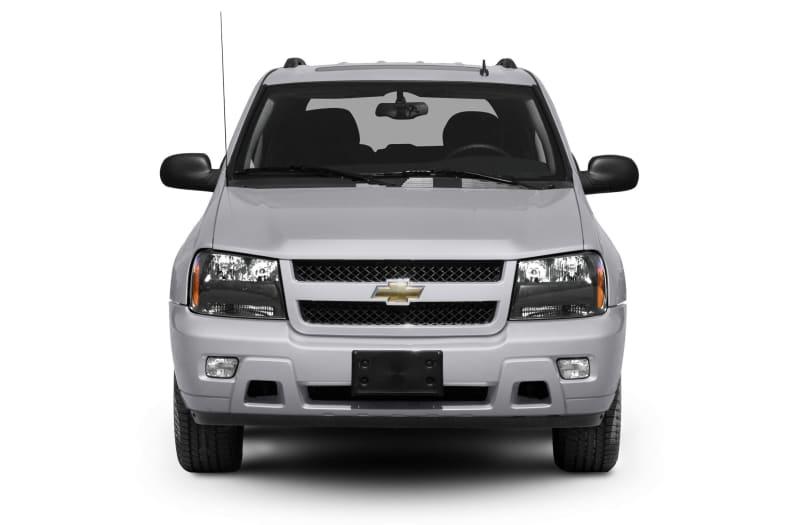 2008 Chevrolet TrailBlazer Exterior Photo