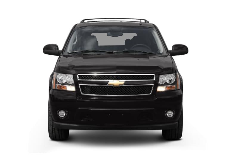 2008 Chevrolet Suburban 1500 Exterior Photo