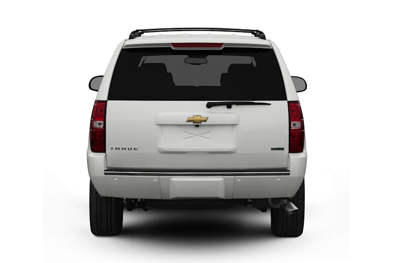 2008 Chevrolet Tahoe Exterior Photo