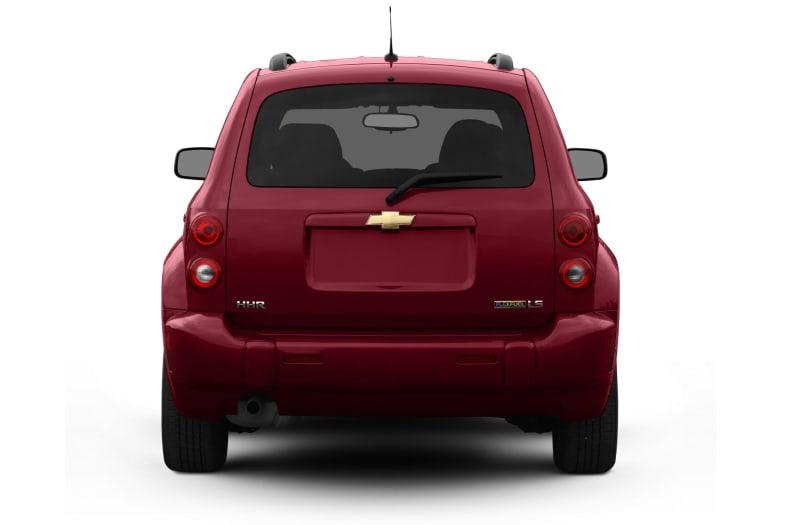 2008 Chevrolet HHR Exterior Photo