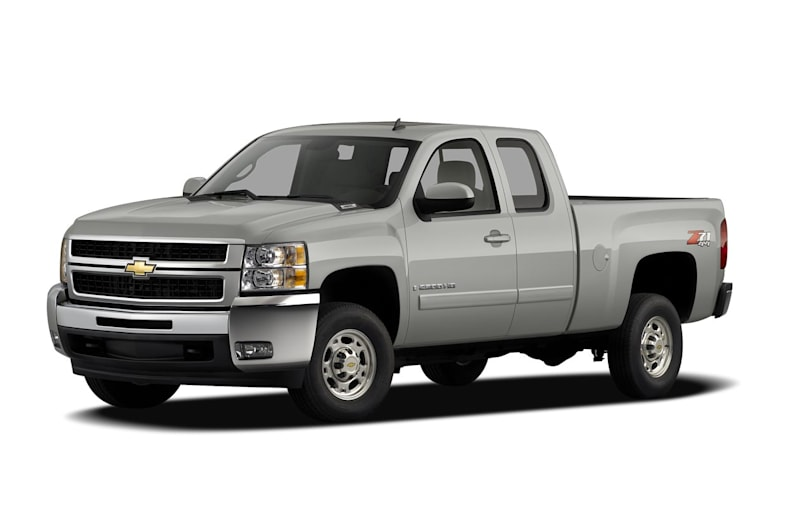 2008 Chevrolet Silverado 2500HD Exterior Photo