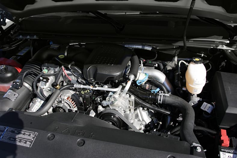 2008 Chevrolet Silverado 2500HD Exterior Photo