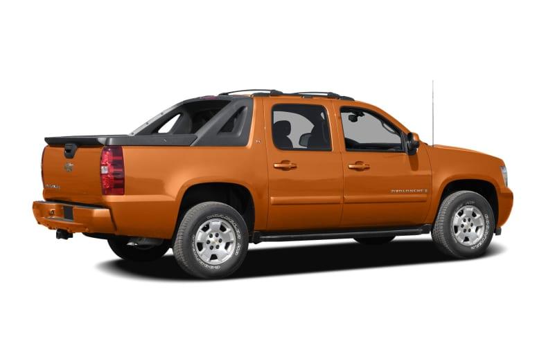 2008 Chevrolet Avalanche 1500 Exterior Photo
