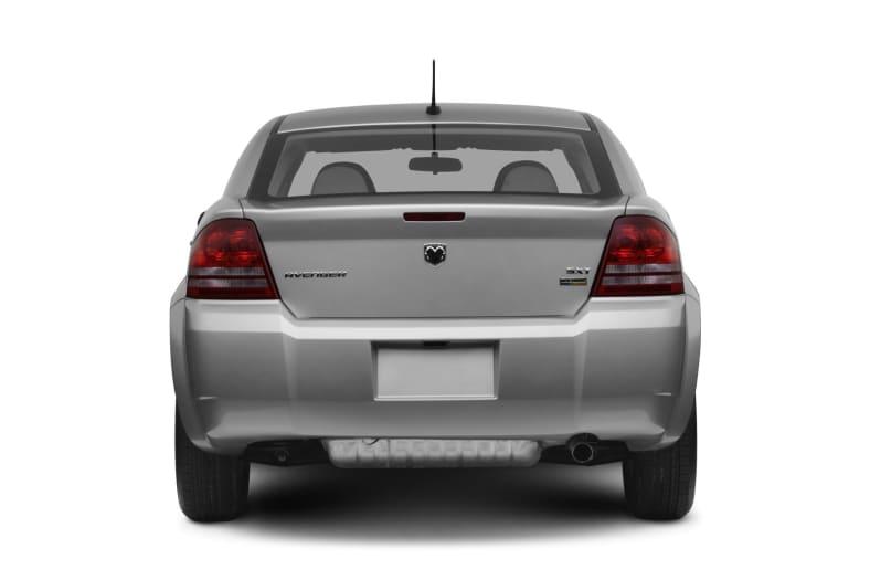2008 Dodge Avenger Exterior Photo