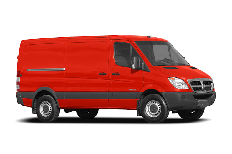 2008 Dodge Sprinter Van 2500 Exterior Photo