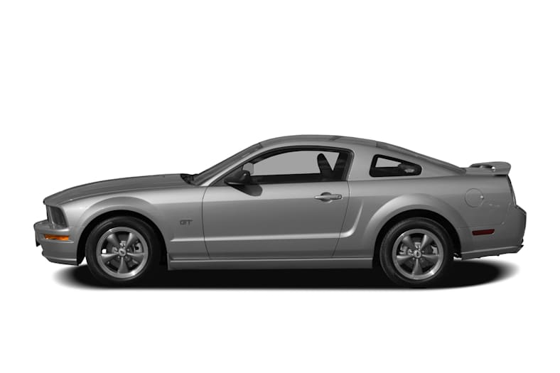 2008 Ford Mustang Exterior Photo