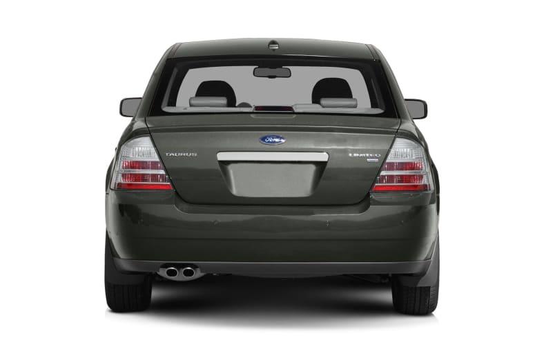 2008 Ford Taurus Exterior Photo
