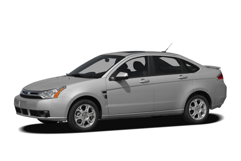 2008 Ford Focus Exterior Photo