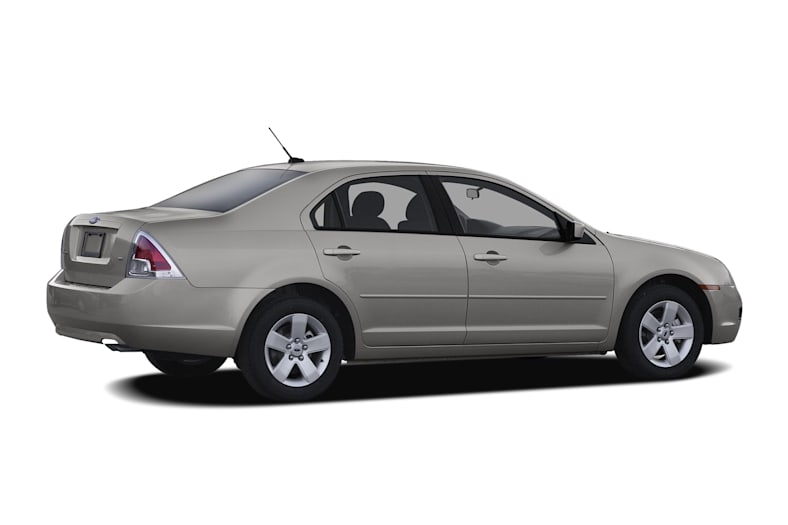 2008 Ford Fusion Exterior Photo