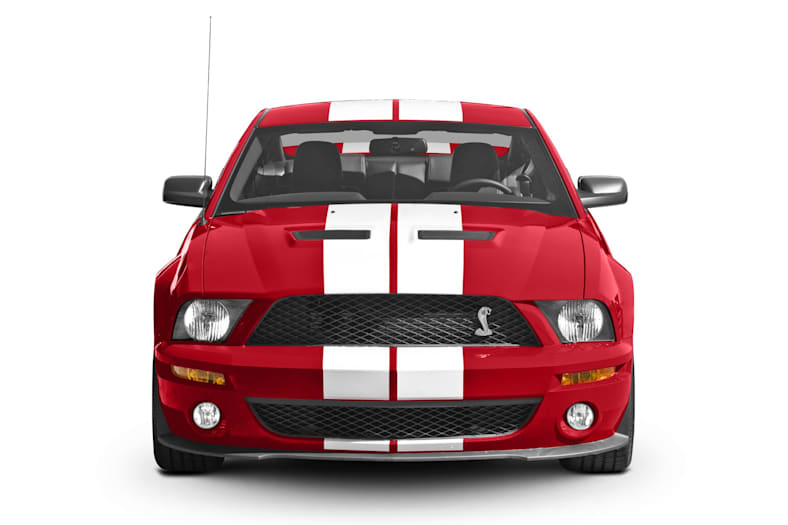 2008 Ford Shelby GT500 Exterior Photo