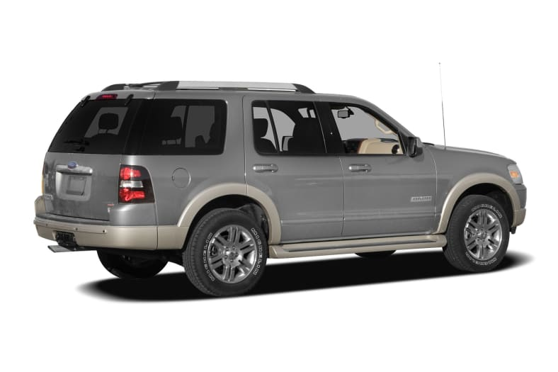 2008 Ford Explorer Exterior Photo