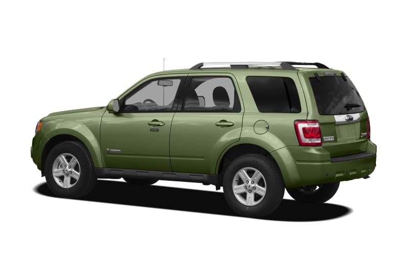 2008 Ford Escape Hybrid Exterior Photo