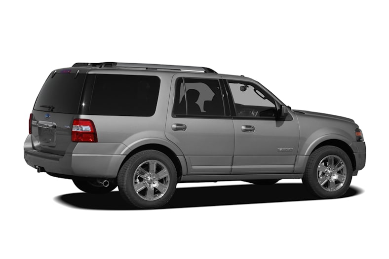 2008 Ford Expedition Exterior Photo
