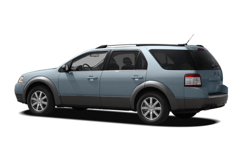 2008 Ford Taurus X Exterior Photo