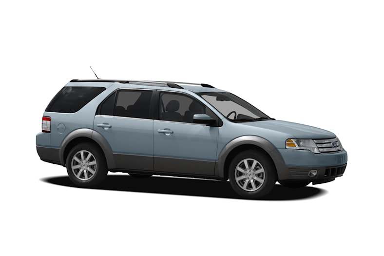 2008 Ford Taurus X Pictures