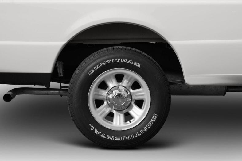 2008 Ford Ranger Exterior Photo