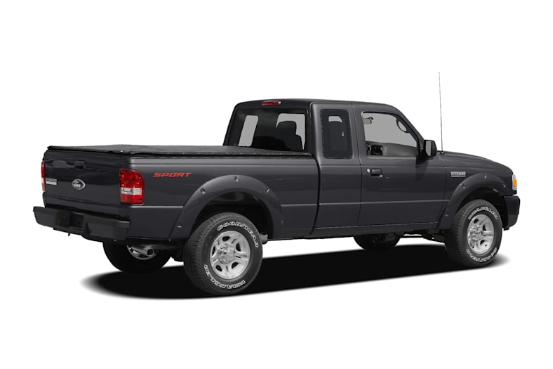 2008 Ford Ranger Exterior Photo