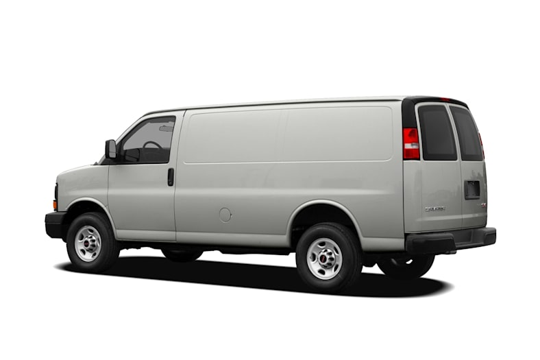 2008 GMC Savana Exterior Photo
