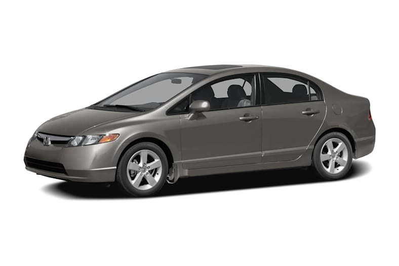 2008 Honda Civic Information