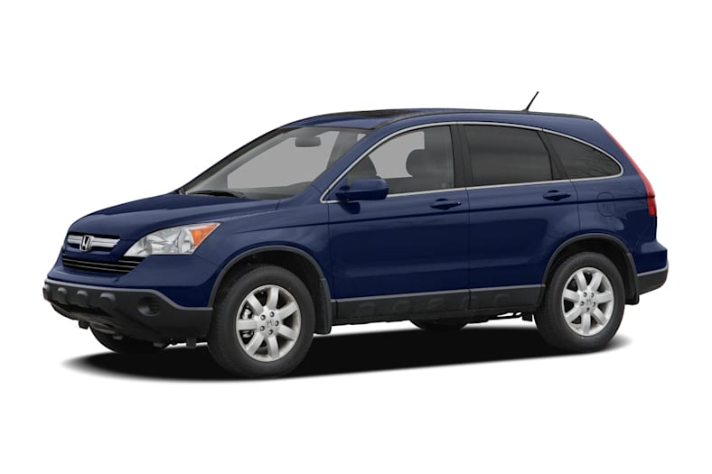 2008 Honda Cr V Information