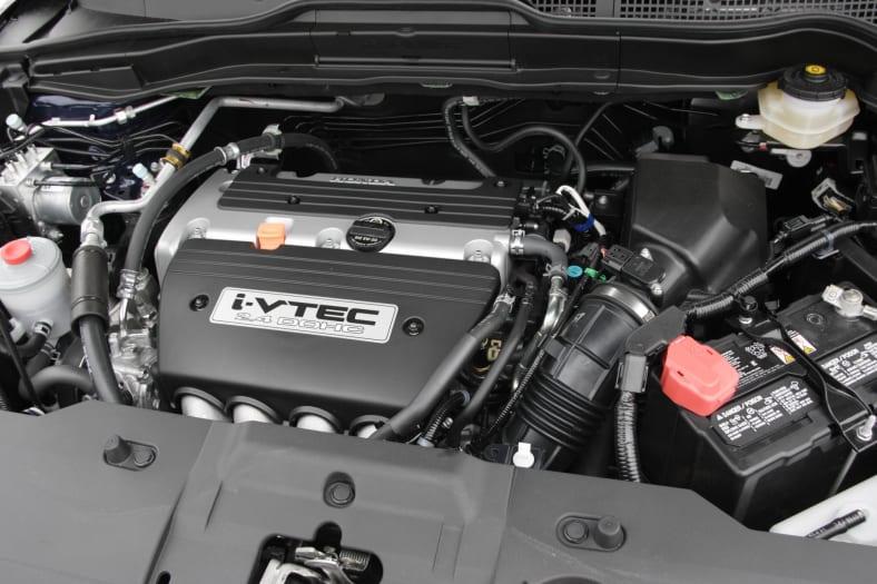 2008 Honda CR-V Exterior Photo