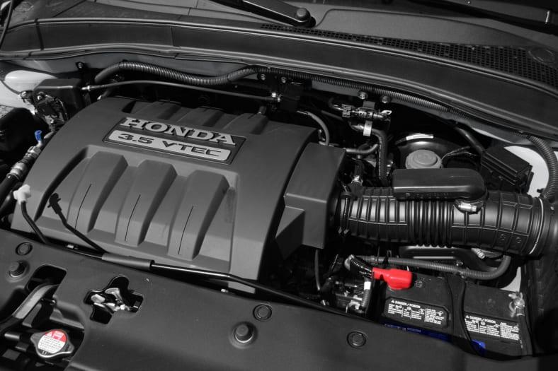 2008 Honda Pilot Exterior Photo