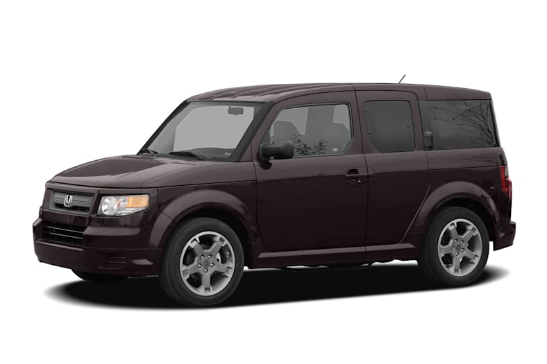 2008 honda element information
