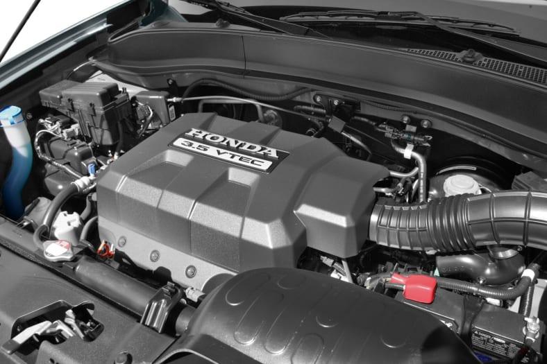 2008 Honda Ridgeline Exterior Photo