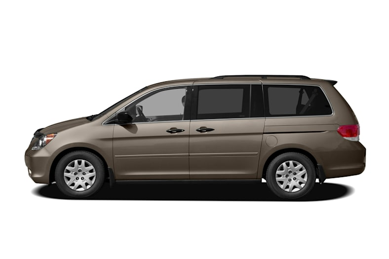 2008 Honda Odyssey Pictures