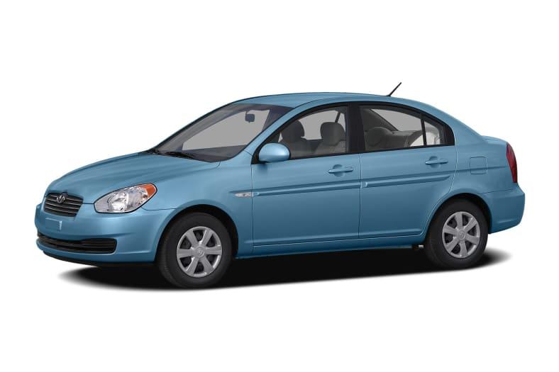 2008 Hyundai Accent Exterior Photo