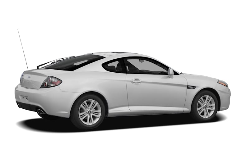 2008 Hyundai Tiburon Exterior Photo