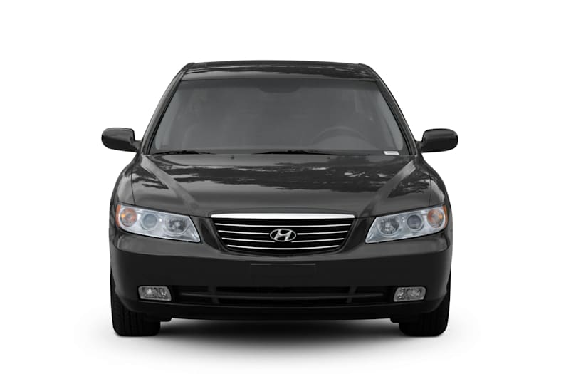 2008 Hyundai Azera Exterior Photo