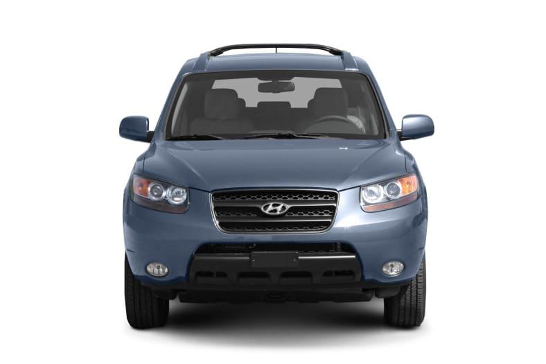 2008 Hyundai Santa Fe Exterior Photo