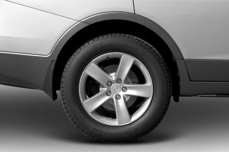 2008 Hyundai Veracruz Exterior Photo