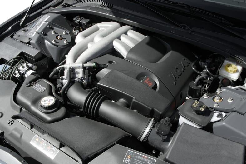2008 Jaguar S-TYPE Exterior Photo