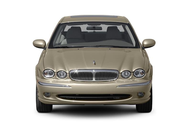 2008 Jaguar X-TYPE Exterior Photo