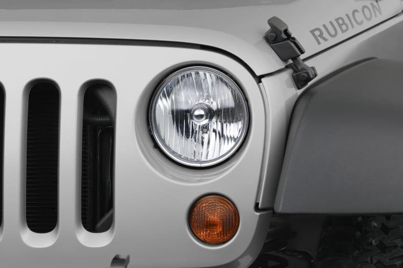2008 Jeep Wrangler Exterior Photo