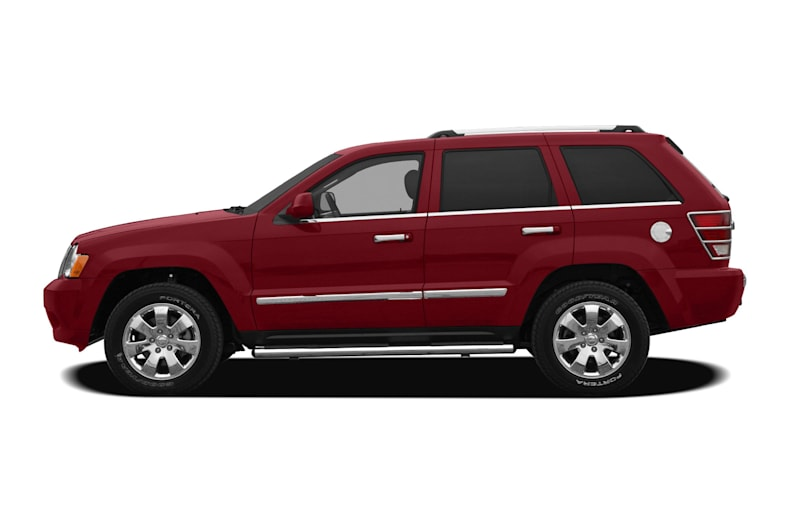 2008 Jeep Grand Cherokee Exterior Photo