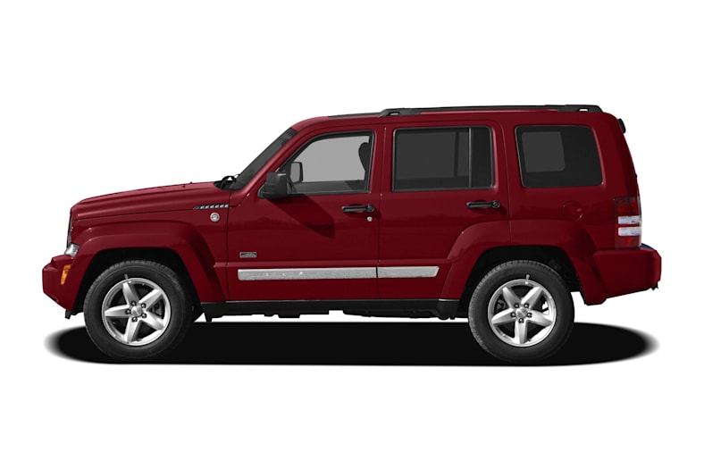 2008 Jeep Liberty Exterior Photo