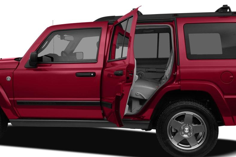 2008 Jeep Commander Exterior Photo