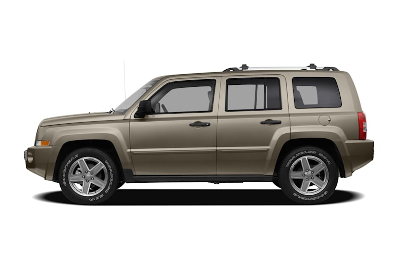 2008 Jeep Patriot Exterior Photo