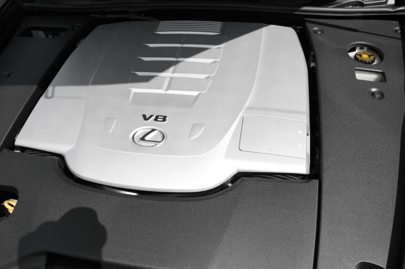 2008 Lexus LS 460 Exterior Photo