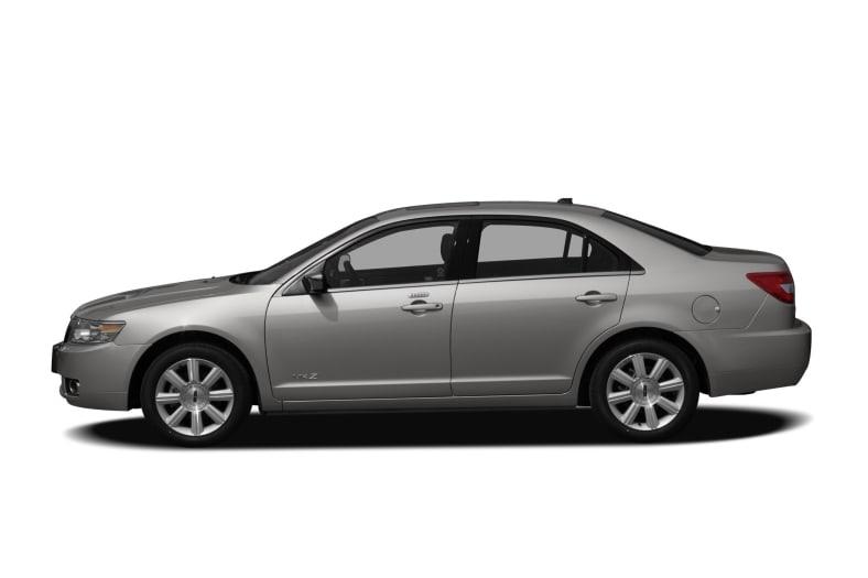 2008 Lincoln MKZ Exterior Photo