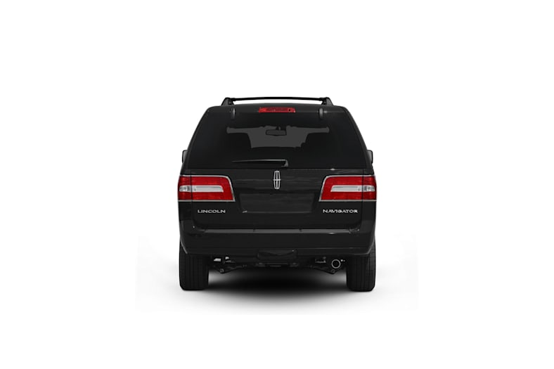 2008 Lincoln Navigator L Exterior Photo